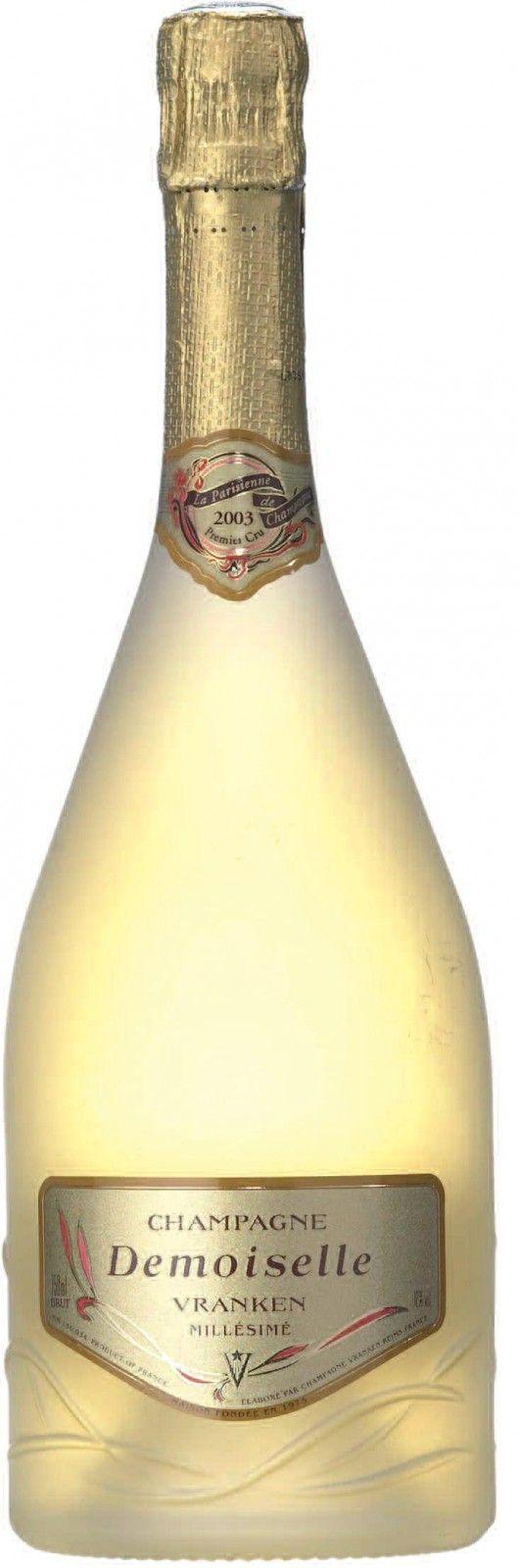 Champagne Vranken - La Demoiselle Parisienne