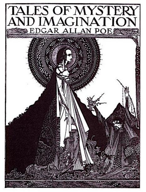 Illustrations for Edgar Allen Poe