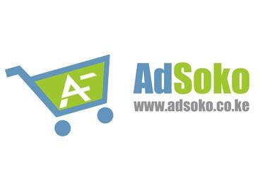 Logo for Adsoko #logoinspiration