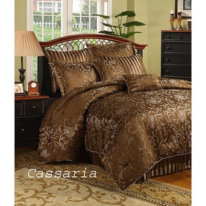 puff brown comforters beds sets bedrooms decor comforters sets