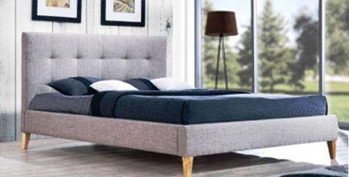 Sophie Upholstered Bed | Jape Furnishing Superstore
