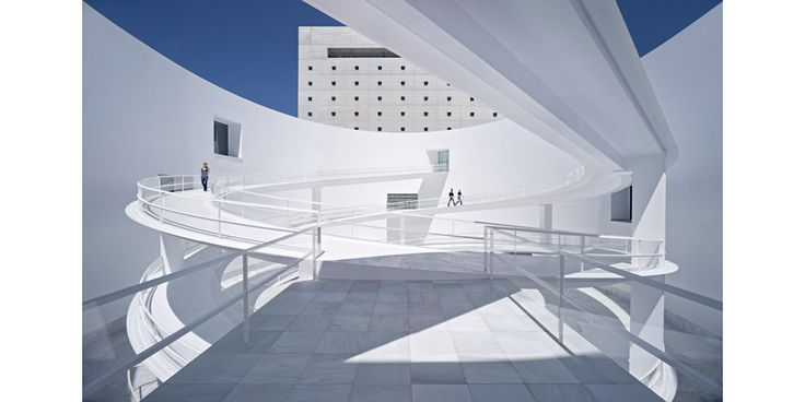 THE MA: ANDALUCIA´S MUSEUM MEMORY, GRANADA (2009) ALBERTO CAMPO BAEZA