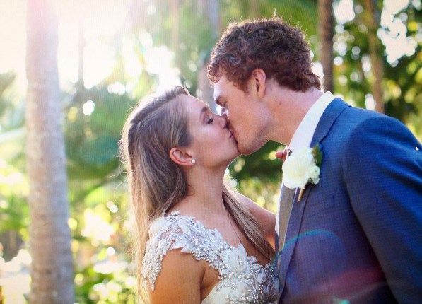 Swans star ties the knot: Inside Gary Rohan's big day