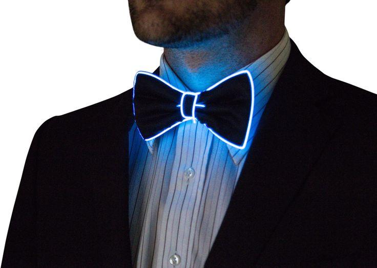 LED Bow tie
