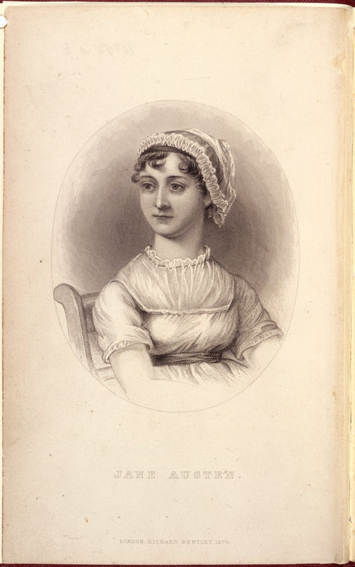 Jane Austen was born on the 16 December 1775. Austen was an English novelist whose works of romantic fiction, sent among the landed gentry, earned her a place as one of the most widely read writers in English literature.