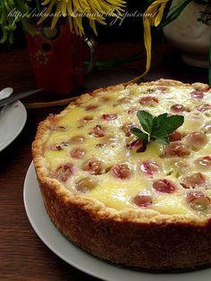 Постигая искусство кулинарии... : Пирог с крыжовником