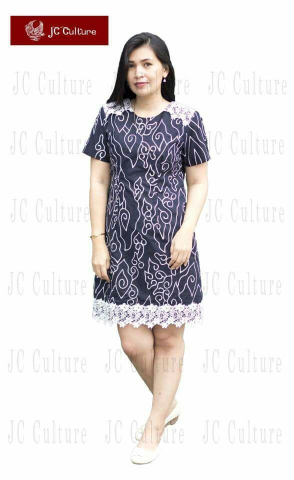 Dress batik tulis mega mendung More info follow ig jcculture_id Wa 081278900090