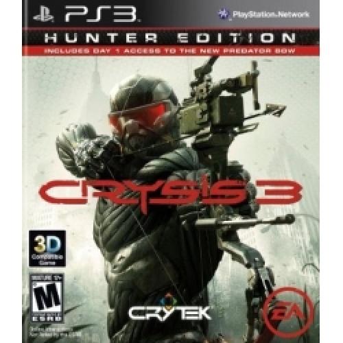 Crysis 3 adalah sebuah game First-Person Shooter (FPS) yang akan ber-setting dalam kota masa depan New York yang menakutkan.  Segera miliki koleksi Game PS3 Original ini dengan harga Rp 500.000 di Dollykidz.com