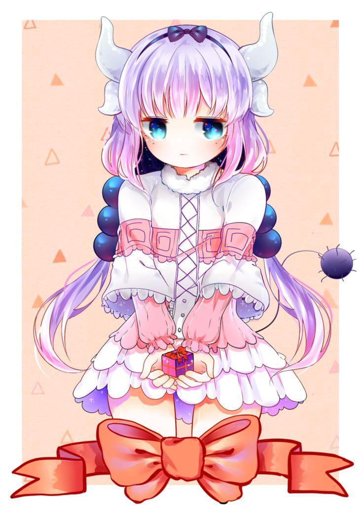 Kanna Kamui ( Kobayashi's Dragon Maid ) by DuongNghi96