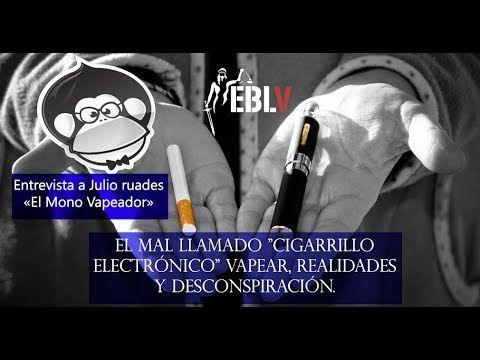 """El mal llamado """"Cigarrillo electrónico"""" Vapear, realidades y desconspiración. - http://www.misterioyconspiracion.com/el-mal-llamado-cigarrillo-electronico-vapear-realidades-y-desconspiracion/"""