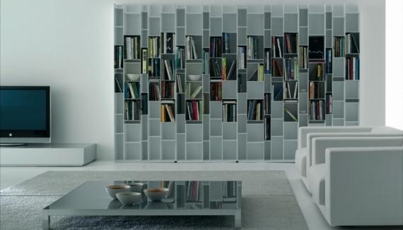 Random Book Storage