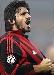 Gennaro Gattuso ⚽ AC Milan