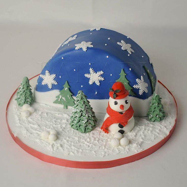 Christmas Cake Ideas Cakepins.com