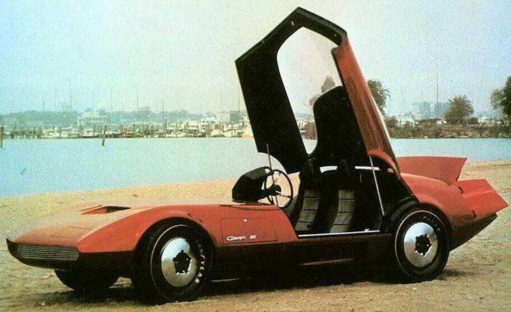 ダッジ・チャージャー スリー コンセプト 1968  (Dodge charger III concept 1968) ... http://blogs.yahoo.co.jp/sfptn427/15678471.html#