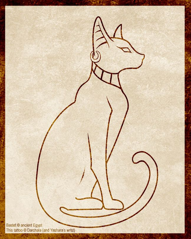Bastet Tattoo