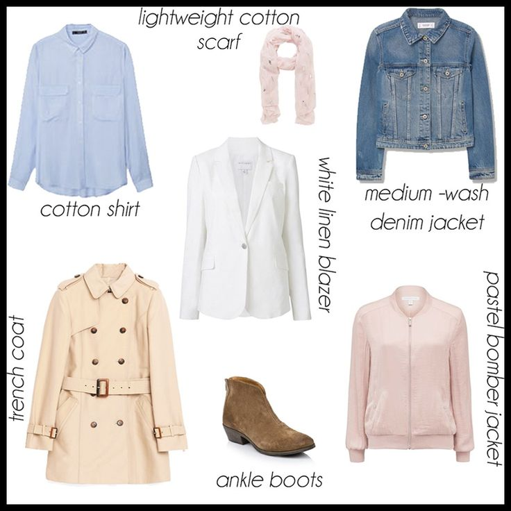 How to change your winter wardrobe to spring.  www.elmasteyl.com