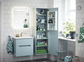 Free 615 Compact, Twist mörk turkos – Nytt kök badrum och tvättstuga - Vedum kök och bad AB