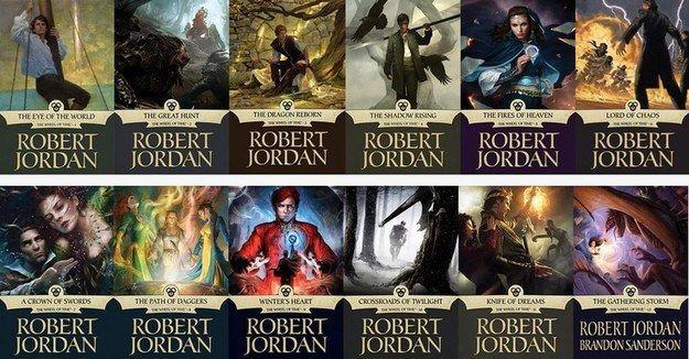 The Wheel Of Time by Robert Jordan   The 51 Best Fantasy Series Ever Written