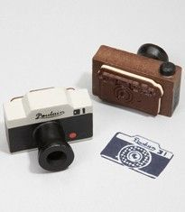 £3.50 POULAIN CAMERA STAMP