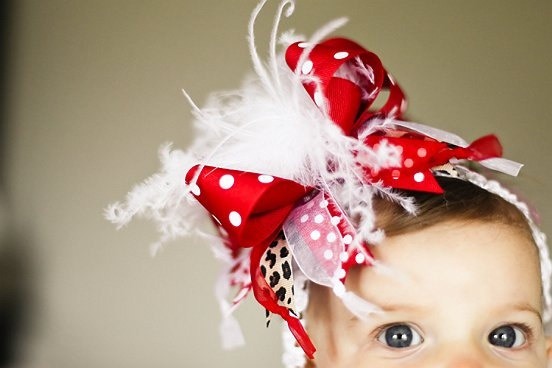 over the top bowHairbows Misc