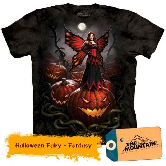 Tricouri The Mountain – Tricou Halloween Fairy