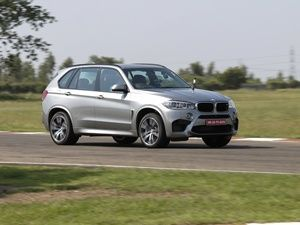 BMW X5M and X6M track review
