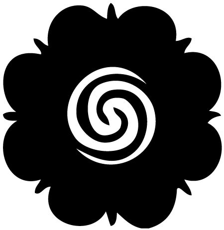 Still love it!  It is worn by the Iban people from the state of Sarawak, in Eastern Malaysia. The motif is believed to guard the wearer from evil spirits, and it was traditionally tattooed on hunters to keep them safe in the jungle.  Borneo rosette tattoos can be placed anywhere, but should be done in pairs to ensure protection for both sides of the body.