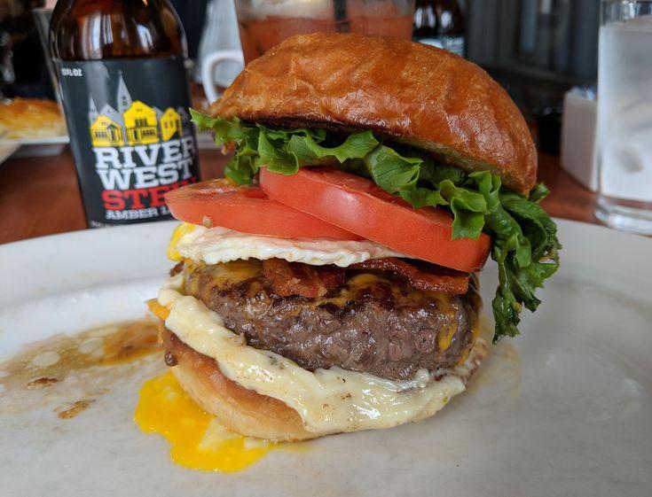 1/2# Niman Ranch Prime Steak Burger