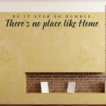 At Icon Wall Stickers We Offer High Quality Home Quotes Wall Stickers. All  Our Home Quotes Wall Art Over 30 Colours U0026 Sizes In Every Design