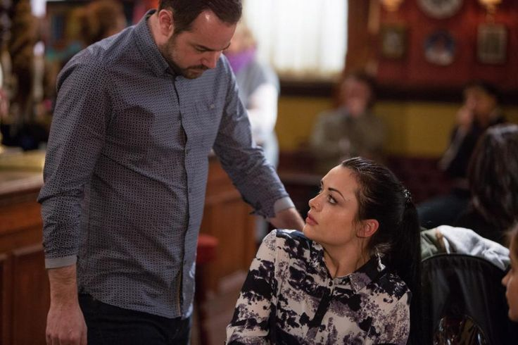EastEnders spoilers: Mick Carter breaks down as his life spirals out of control leaving daughter-in-law Whitney to step in as Queen Vic landlord faces prison