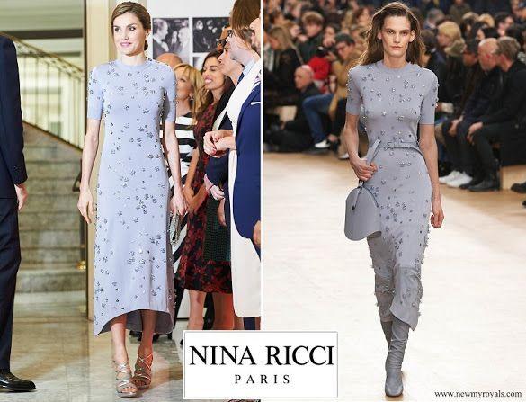 30-5-2017 Nina Ricci Dress