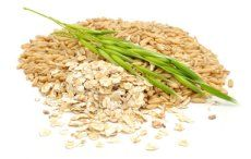Oatmeal Bath Recipe --   Homemade oatmeal bath with lavender and chamomile for dry, problem skin