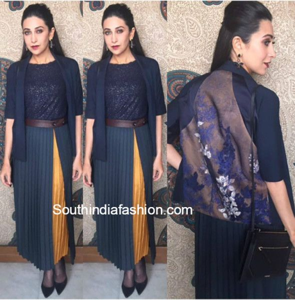 Karisma Kapoor in 'Not So Serious' by Pallavi Mohan