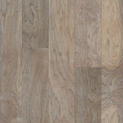 Walnut - Seashell White Hardwood ELP550