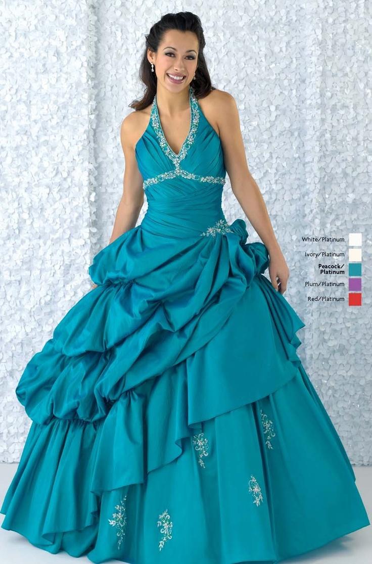 112 best Princess Dress images on Pinterest | Prom dresses, 15 anos ...