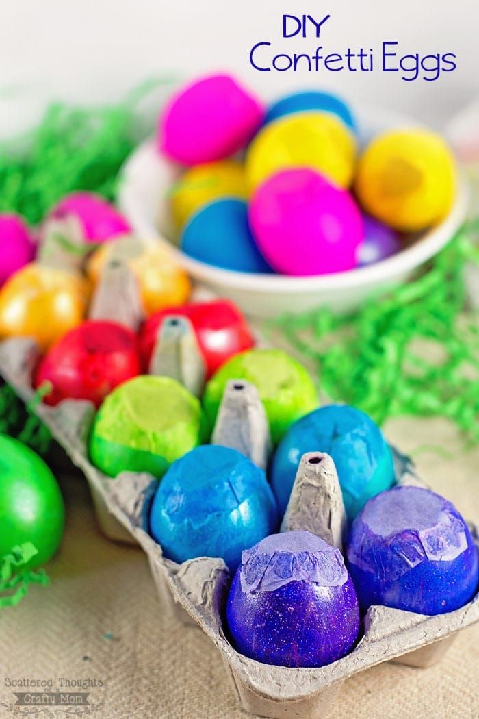 Learn How To Make Confetti Eggs Cascarones There S Not Much More Fun Than Cracking An Egg Full Of Confetti Confetti Eggs How To Make Confetti Diy Confetti