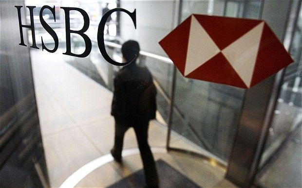 ‪#‎HSBC‬ considers moving back to ‪#‎Hong‬ ‪#‎Kong‬