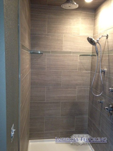 71 best images about bath ideas on pinterest grey tiles contemporary bathrooms and gray tile. Black Bedroom Furniture Sets. Home Design Ideas