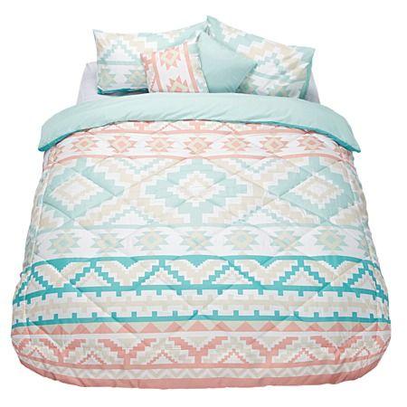 Elemis Comforter Set Taiga Comforter Set 5 Piece Queen