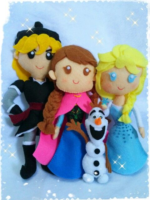 Frozen family