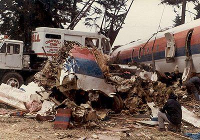 Airdisaster Com Accident Photo United Airlines 173 5