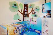 Сказочное дерево в детской