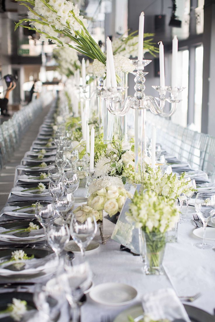 Unique, innovative, and customized Wedding flowers to complement your individual style.#whitewedding #caariflora #weddingflowers  http://www.caariflora.co.za/wmenu.php
