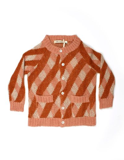 Cardigan by Laia Aguilar for Bobo Choses