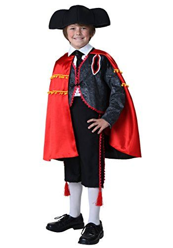Big Boys' Matador Costume Large >>> Check this awesome product by going to the link at the image.