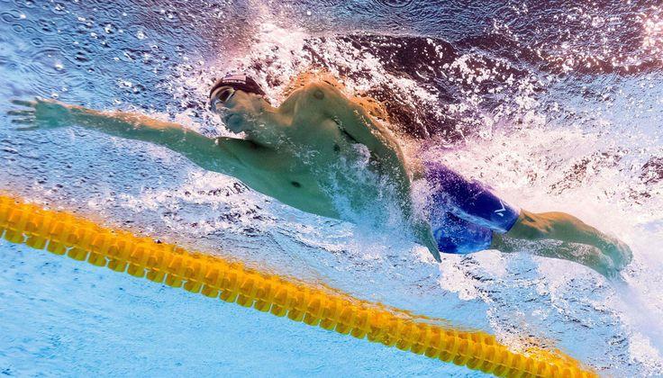 Двадцатиоднократный: Майкл Фелпс предпочел плавание алкоголю и выиграл три…