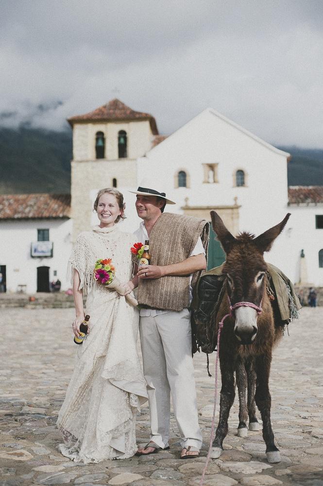 Matrimonio en Villa de Leyva
