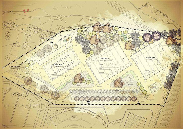 Proyecto Parque Trapiche | 19 Há, junto a Arqdesign