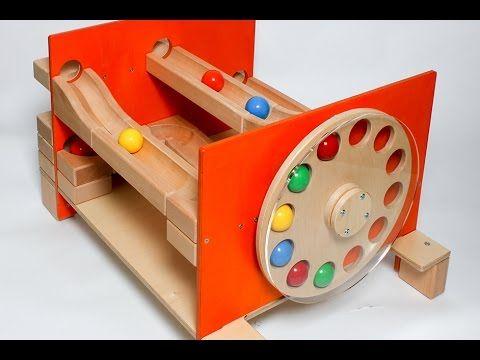WÜRFELBILDROULETT - eine Kugelbahn mit Gewinnchancen - YouTube