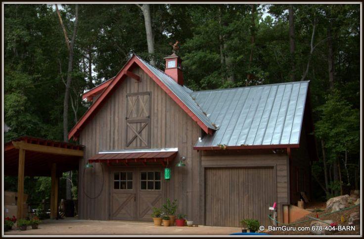 how to build a horse barn mc
